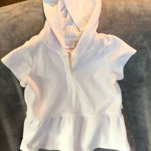 Excellent Condition Hanna Anderson 6-12M Cover Up